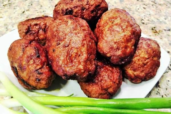 Как приготовить печеночные котлеты из свиной печени