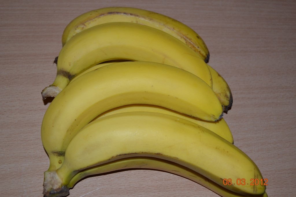 Чем полезны бананы.