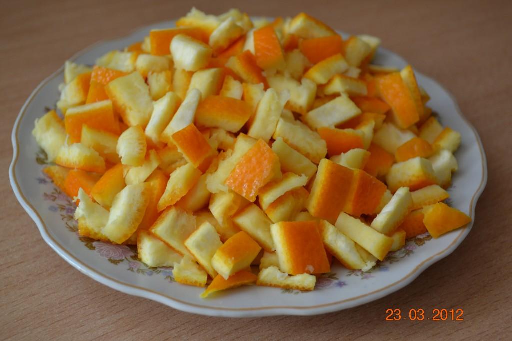 Польза апельсинов.