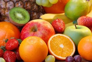 Продукты питания способствующие похудению.