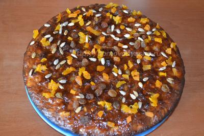 Самый вкусный кекс с изюмом