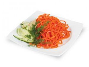 морковь содержит