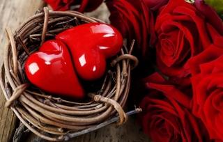 Все начинается с любви...