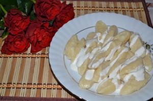 ленивые вареники рецепт с фото