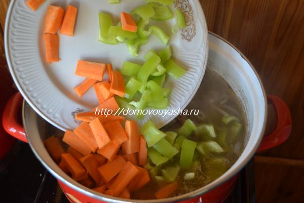 Суп шурпа рецепт с фото