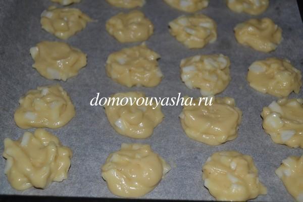 Яблочное печенье с корицей - рецепт пошаговый с фото