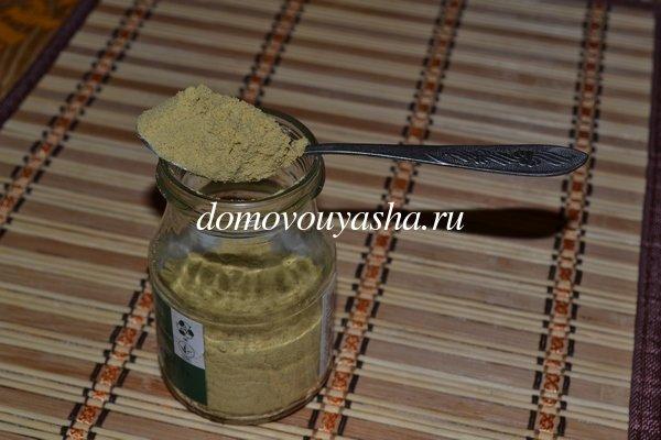 как приготовить горчицу в домашних условиях