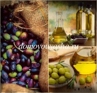 оливковое масло свойства и применение