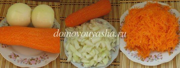 Как приготовить вкусную томатную подливу с луком и морковью
