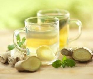 имбирный чай для похудения пропорции