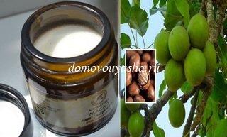 масло ши (карите) применение