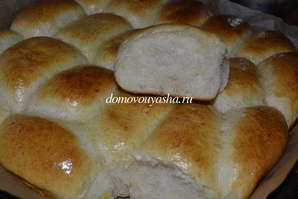 пирожки дрожжевые с яблоками в духовке