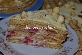 торт медовик рецепт с фотографиями