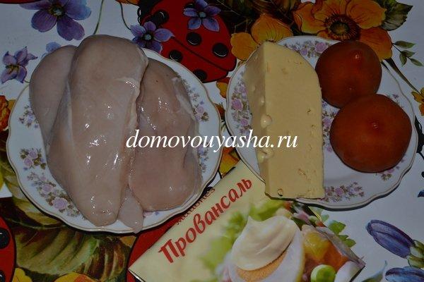 мясо по французски из курицы в духовке