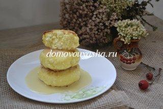 сырники без сахара и муки