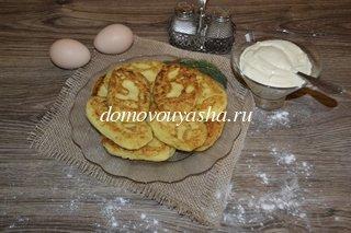 как приготовить картофельные зразы
