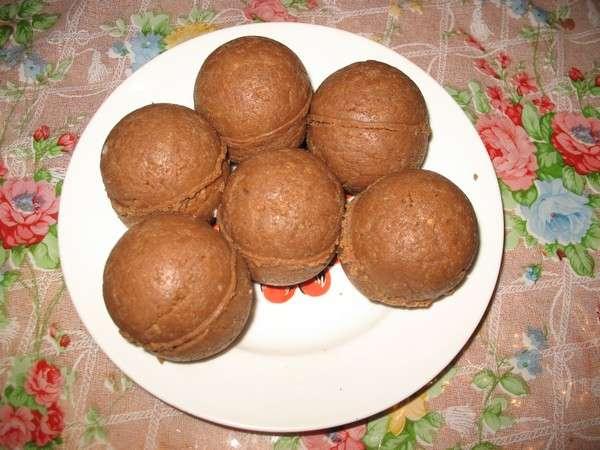 пирожное минутка из печенья рецепт с фото