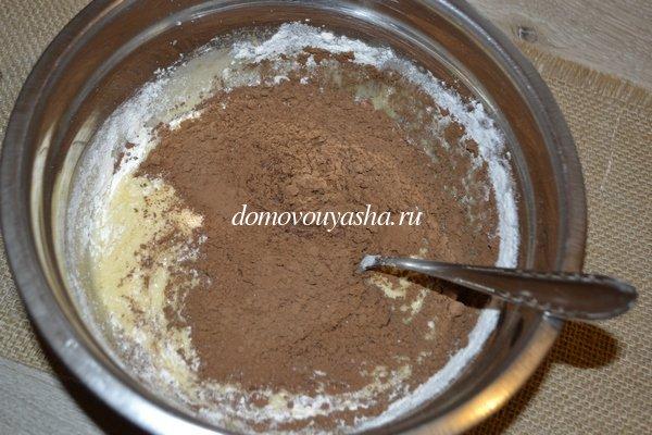 Шоколадный медовик «Спартак», пошаговый рецепт с фото