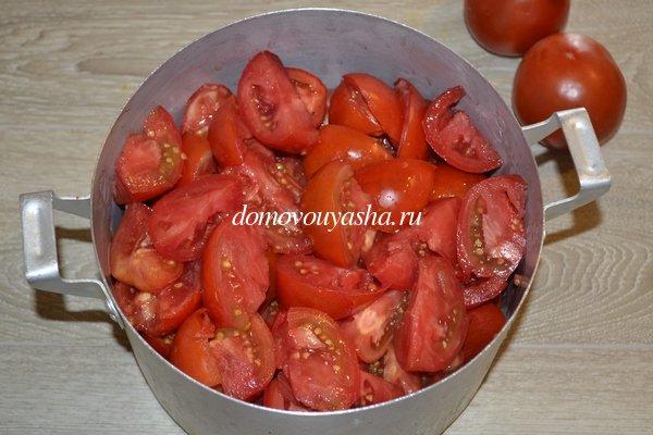 Domowej roboty sos pomidorowy na zimę