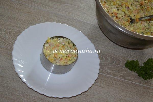 Как приготовить самый вкусный оливье, пошаговый рецепт с фото