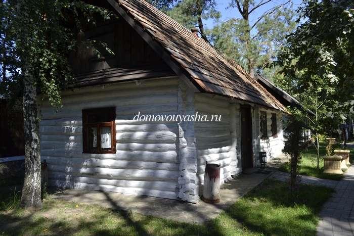 Музей Украинское село под Киевом