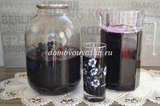 Компот из винограда на зиму фото рецепты