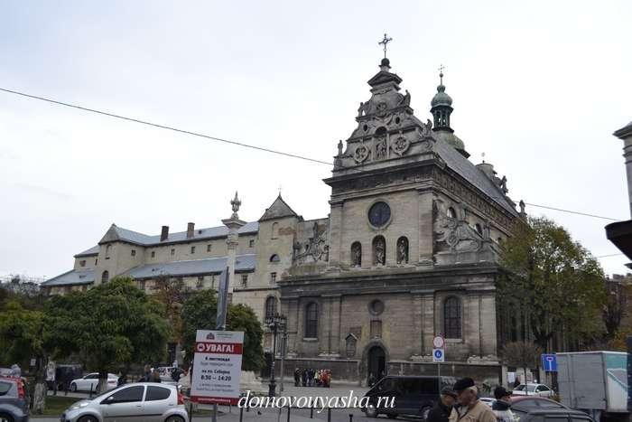 Город Львов фото 2016г