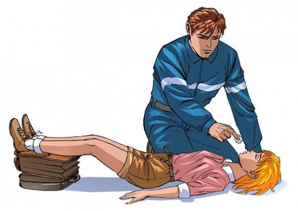 Что делать после внезапной потери сознания