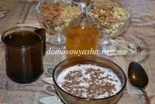 Как вкусно приготовить овсянку на завтрак
