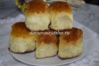 Воздушное дрожжевое тесто для пирожков