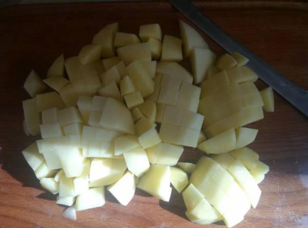 Как приготовить овощное рагу с куриным филе