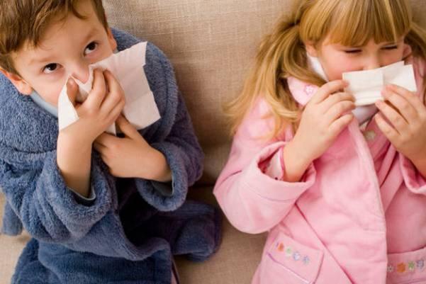 Народные средства лечения насморка