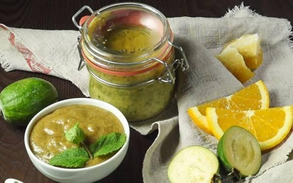 Варенье из фейхоа на зиму: рецепты с фото