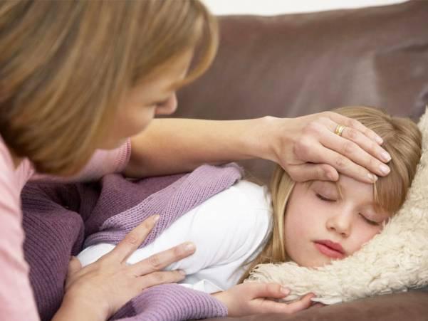 Вирусная инфекция у детей