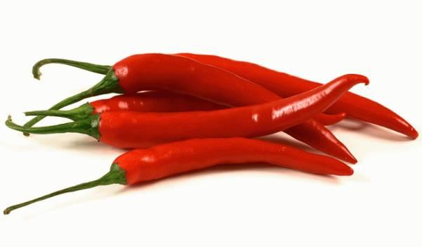 польза красного острого перца для здоровья