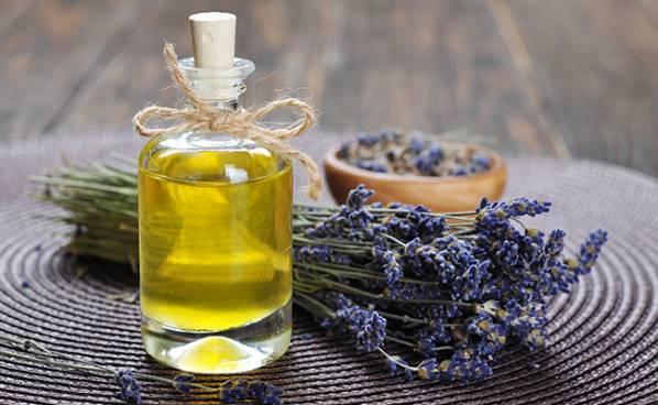 Лавандовое эфирное масло