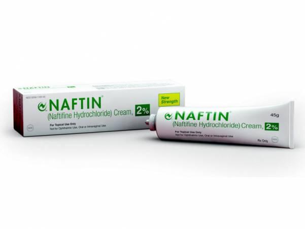 Нафтифин от солнечного грибка