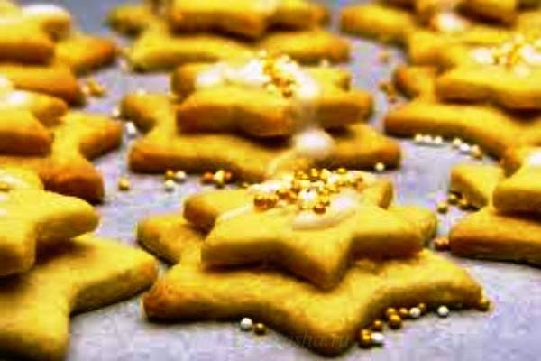 Домашнее тыквенное печенье