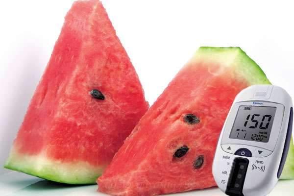 Можно ли есть арбуз при сахарном диабете