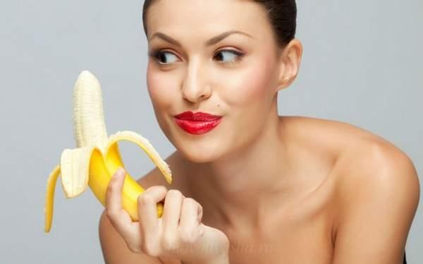 Польза бананов для организма женщины