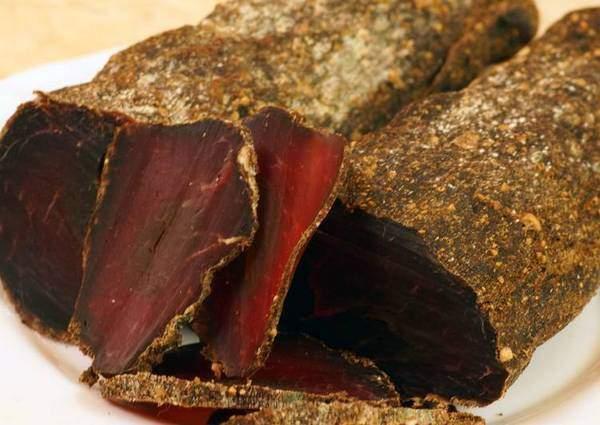 Рецепт говяжьего балыка