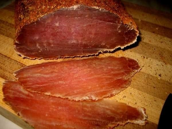 Как приготовить свиной балык в домашних условиях