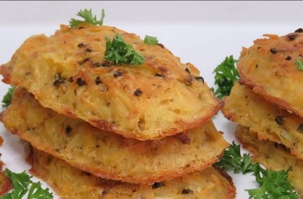 Как приготовить картофельные драники в духовке