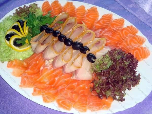 Как приготовить сашими в домашних условиях