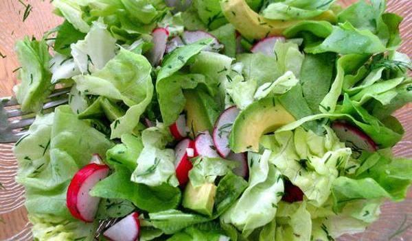 Вкусные весенние салаты на день рождения