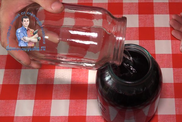 Ликер из черной смородины