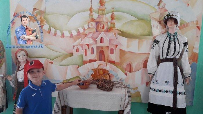 Наше посещение Меджибожского замка
