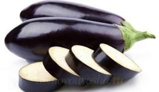 Какие блюда можно приготовить из баклажан