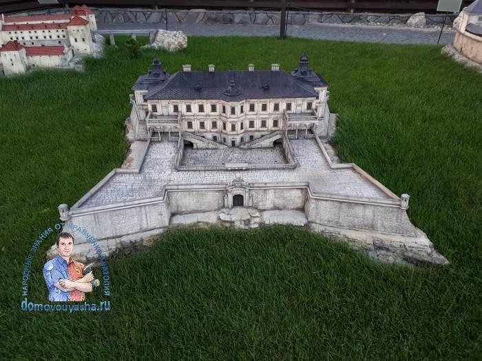 Подгоре́цкий за́мок