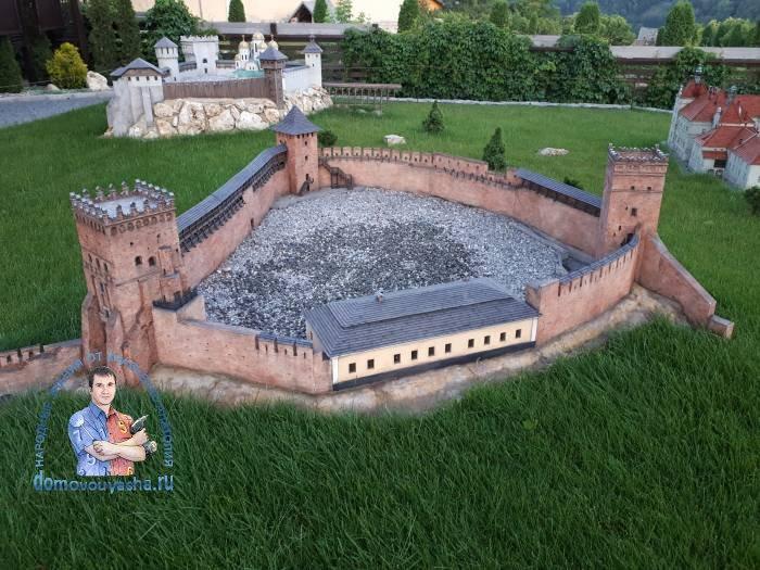 Замок Люберта